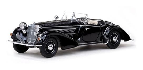 Horch 855 Roadster 1939 1:18 Sun Star Promoção