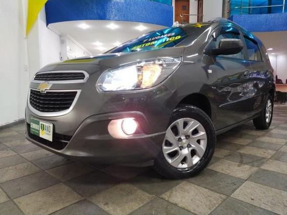 Chevrolet Spin Ltz 7l 1.8 (flex) Automático 2013