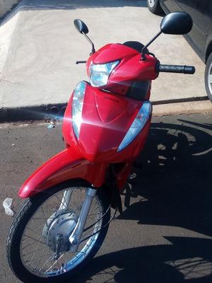 Honda Biz 110i Vermelha