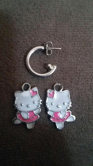 Hello Kitty Brinco Pingente No Estado