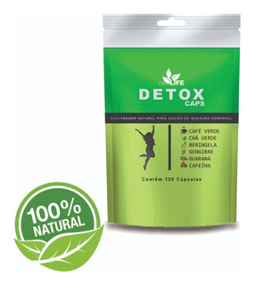 detox shake modo de usar