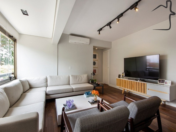 Apartamento 112m² 2 Suítes 2 Vagas Na Vila Progredior - Morumbi - Ap00977 - 68231594
