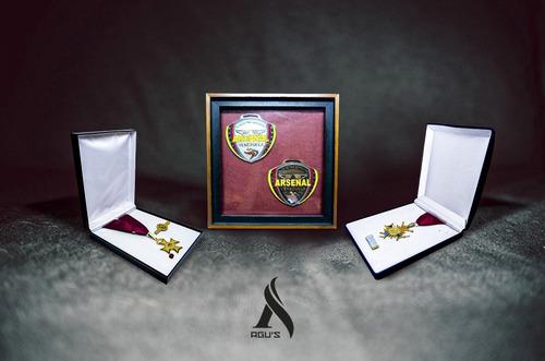 Medallas Condecoracion Boton
