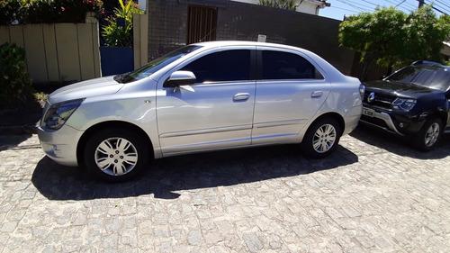 Gm Chevrolet Cobalt Ltz Aut 2014. Ent=20.000, + 23 X 1.143,