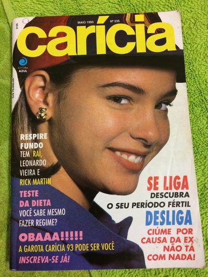 Caricia Regiane A Rai Rick Martin Leonardo Vieira Elba R