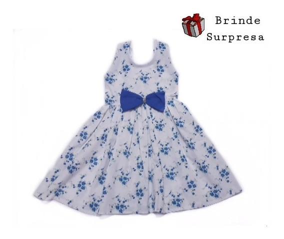 Vestido Infantil Lola Menina Tamanho 4