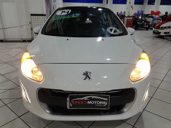 Peugeot 308 2.0 Allure Flex Aut. 5p 2014