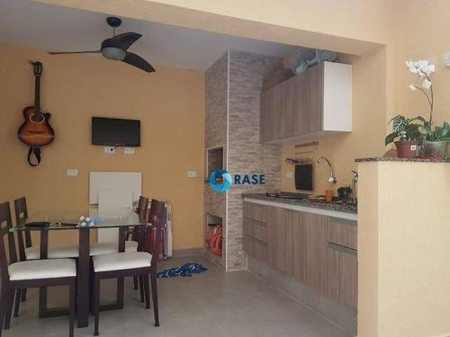 Casa Com 3 Dormitórios À Venda, 150 M² Por R$ 798.000,00 - Jardim Promissão - São Paulo/sp - Ca2234