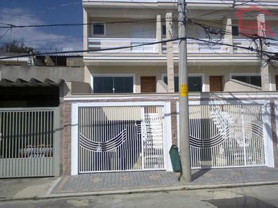 Sobrado Residencial À Venda, Parque São Domingos, São Paulo. - So0529