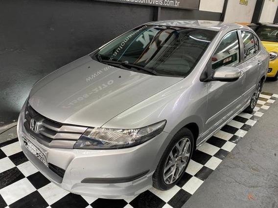 Honda City Ex 1.5 16v Flex Mec. Unica Dona