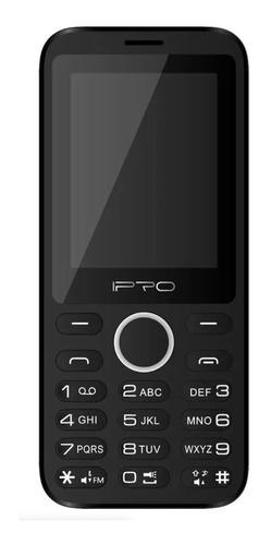 Imagen 1 de 4 de iPro W9 Dual SIM 512 MB negro 256 MB RAM