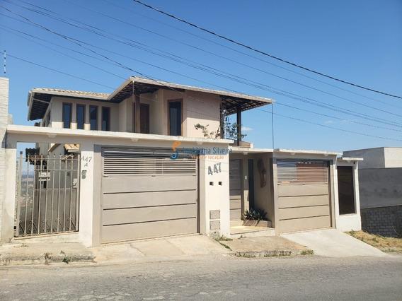 Casa Com 5 Quartos Para Comprar No Álvaro Maia Em Itabirito/mg - 5835