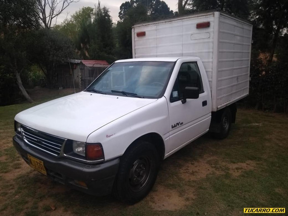 Chevrolet Luv Pick Up Sencilla Furgon