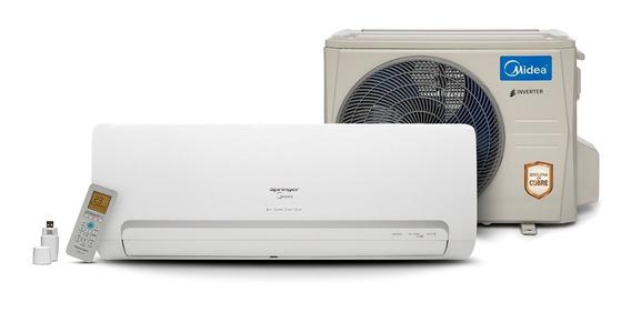 Ar Condicionado Springer Inverter 18.000 Bts Q/f