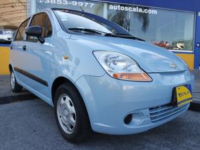 2014 Chevrolet Matiz Paq b 4 Cilindros. Color Azul