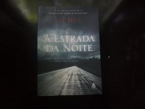 Livro A Estrada Da Noite - Joe Hill + Brinde