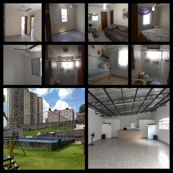 Apartamento Top, Todo Reformado, Vale A Pena Conferir!!!