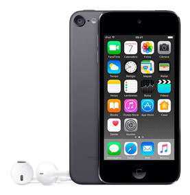 iPod Touch 6 Apple, 64gb, Space Gray - Mkhl2bz/a