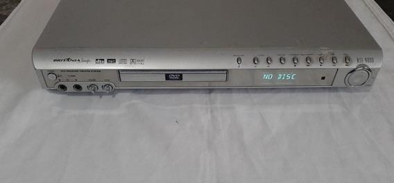 Dvd Britânia De Home Theater Bsi9000 Usado Ref: A49