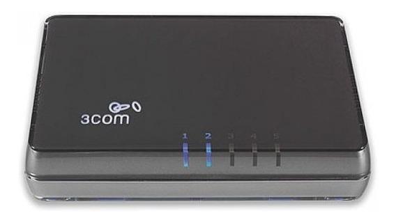 Switch Hp V1405-5 5 Portas 10/100 Rj-45 (jd866a)