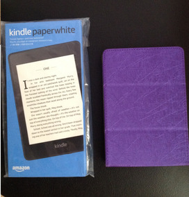 Novo Kindle Paperwhite Amazon 8gb À Prova D Água Tela 6+case