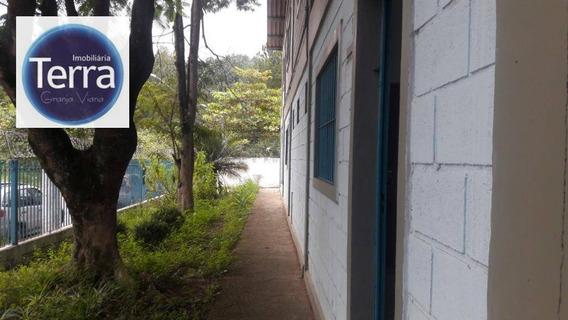 Galpão Industrial Para Locação, Jardim Do Rio Cotia, Cotia. - Ga0060