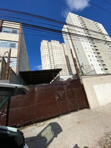 Imagem 1 de 1 de Terreno, 260 M² - Venda Ou Aluguel - Ferrazópolis - São Bernardo Do Campo/sp - Te4342