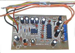 Placa De Eco-camara De Echo Digital P/ Radios Px/hf//vhf
