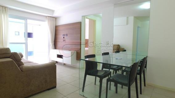 Apartamento 84m², 2quartos, Sendo 1 Suíte, Jtr, Maceió, Al - 709