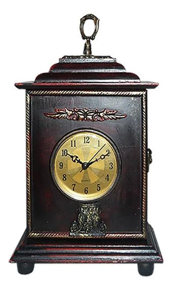 C&h Elegante Reloj De Manecillas Diseño Vintage