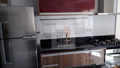 Flat Com 1 Dormitório Para Alugar, 46 M² Por R$ 6.000/mês - Vila Nova Conceição - São Paulo/sp - Fl2330