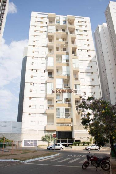 Apartamento Duplex Com 4 Dormitórios Para Alugar, Res. Reserva Flamboyant, 200 M² Por R$ 3.500,00/mês - Jardim Goiás - Goiânia/go - Ad0004