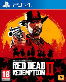 Red Dead Redemption 2 Ps4 - Ps4 1 - Receba Hoje !!