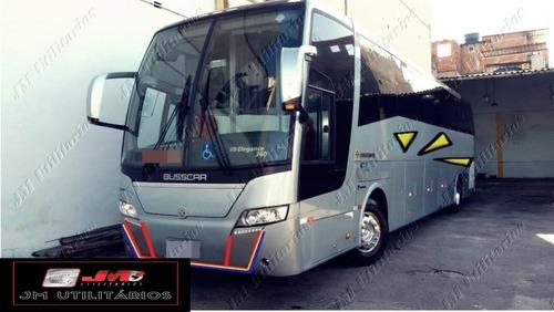 Imagem 1 de 10 de Busscar Jumbuss 360 Elegance Ano 2009  Scania K310 Jm Cod.26