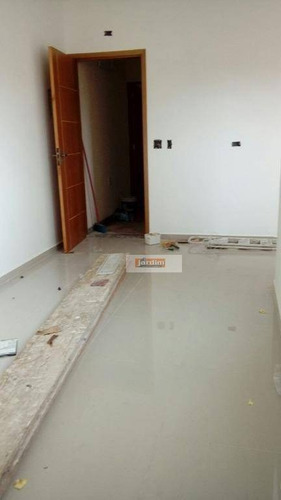 Cobertura Com 2 Dormitórios À Venda, 76 M² Por R$ 245.000 - Parque Capuava - Santo André/sp - Co1121