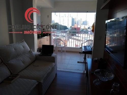 Imagem 1 de 15 de Apartamento Em Centro - Sao Caetano Do Sul, Sp - V-3842