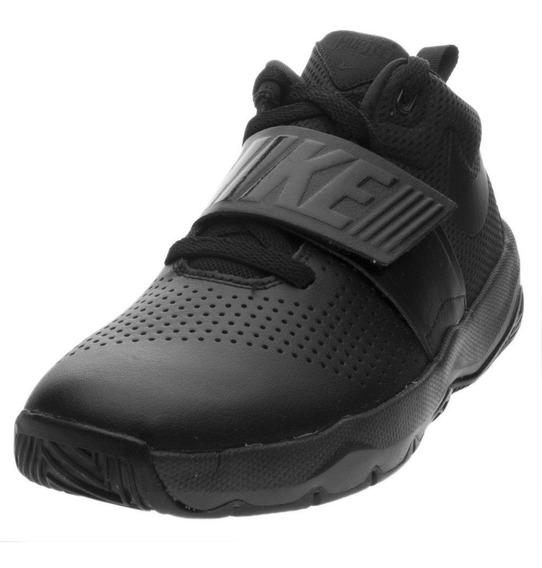 Tenis Nike Hustle   Niño   Negro   Original   881941-013