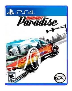 Burnout Paradise Remastered Ps4 Magnific Ins Lomas De Zamora
