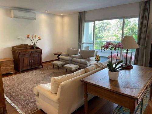 Imagem 1 de 30 de Amplo Apartamento De 4 Dormitórios Em Moema - Ap12531