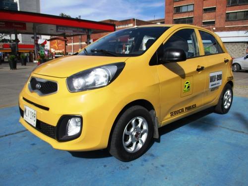 Taxi Kia Picanto Ekotaxi + Lx 1.0 Cc Mt Aa