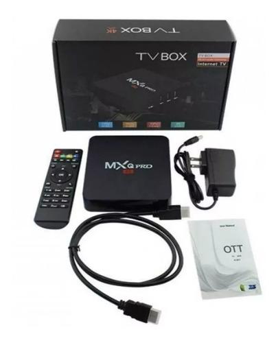 T Box Convierte Tu Televisor En Un Smart Tv