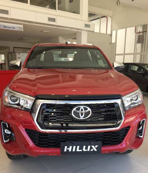 Toyota Hilux 2.8 Cd Srx 177cv 4x4 Mt Mr