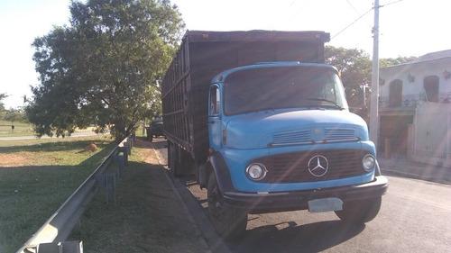 Mercedes Bens  1113 Truck Gaiola Boiadeiro  10.50 Mts