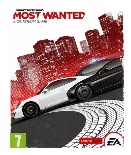 Need For Speed Most Wanted - Pc-dvd- (midia Fisica) Off Line