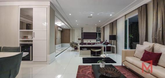 Apartamento A Venda No Bairro Jardim Anália Franco Em São - Mc467-1