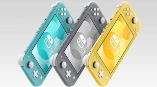 Nuevo¡¡ Nintendo Switch Lite Amarillo, Turquesa, Gris +juego