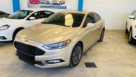 Ford Fussion Se Luxury Plus 2017