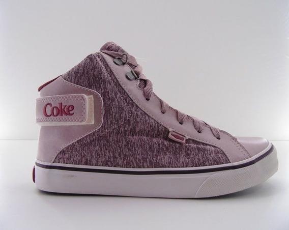 Tênis Coca Cola Shoes Envy Mescla