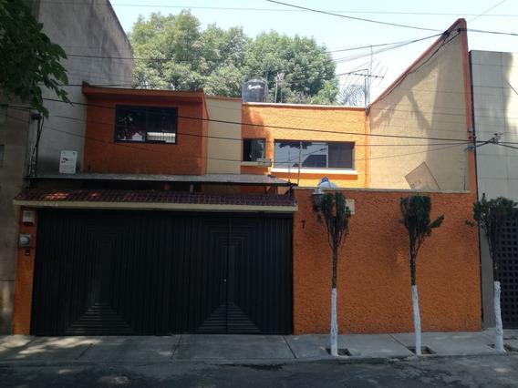 Casa En Coyoacan (no Departamento)