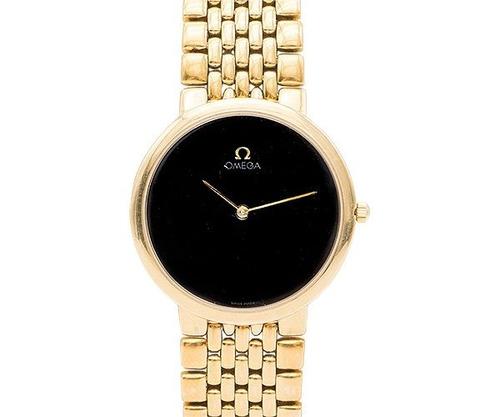2b8e5bfb430f Reloj Omega Deville - Reloj Omega en Mercado Libre México